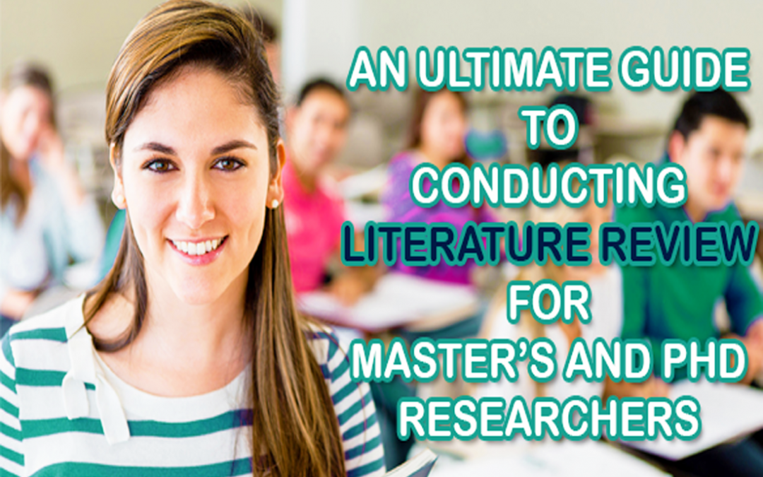 The Ultimate Guide To Conducting Literature Review