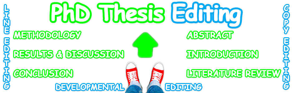 Top-quality PhD thesis editing service - UK Dissertation Writers