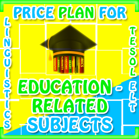 Price plan for Education-related subjects - UK Dissertation Writers